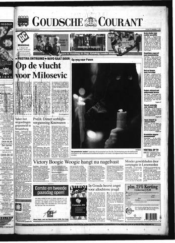 Goudsche Courant 1999-03-31