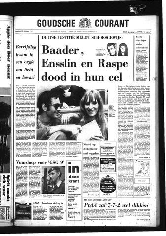Goudsche Courant 1977-10-18