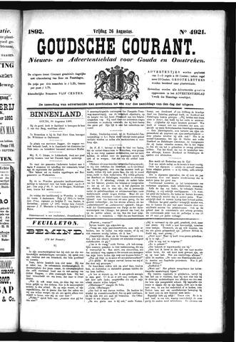 Goudsche Courant 1892-08-26