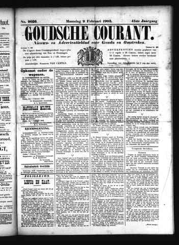 Goudsche Courant 1903-02-09