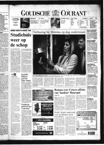 Goudsche Courant 2002-01-10