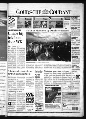 Goudsche Courant 1998-04-22
