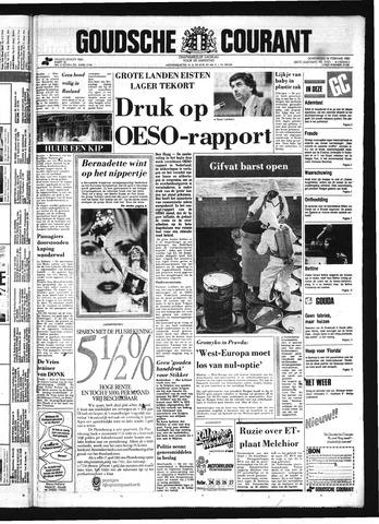 Goudsche Courant 1983-02-24