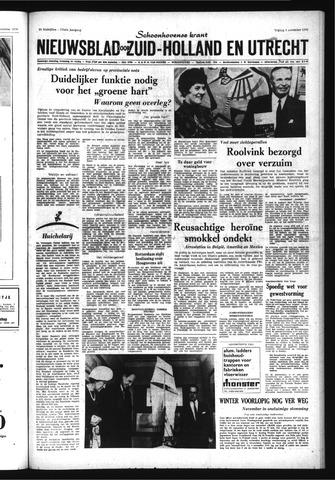 Schoonhovensche Courant 1970-11-06