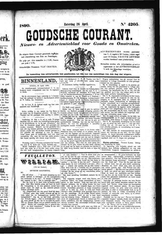 Goudsche Courant 1890-04-26