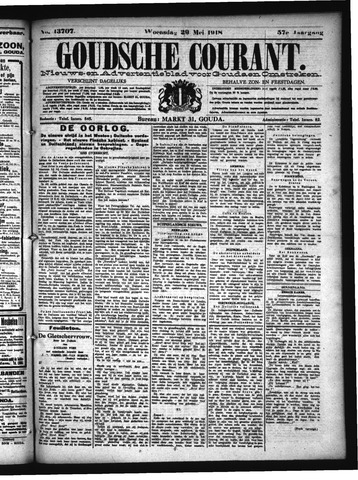 Goudsche Courant 1918-05-29