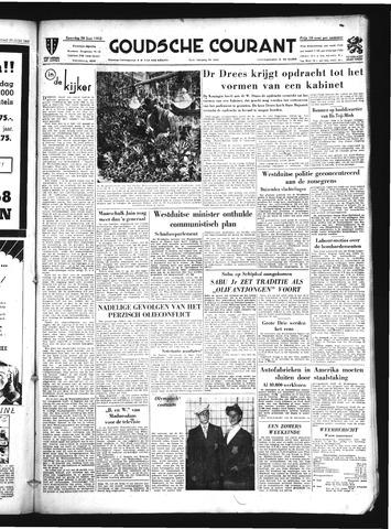 Goudsche Courant 1952-06-28