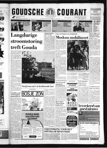 Goudsche Courant 1990-01-18