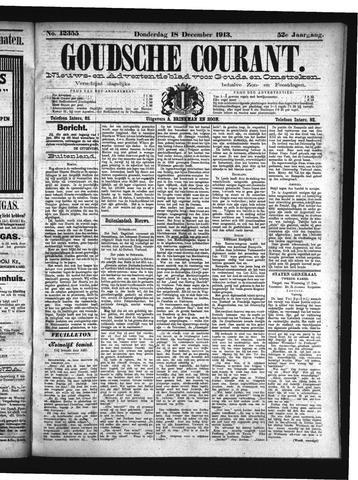 Goudsche Courant 1913-12-18