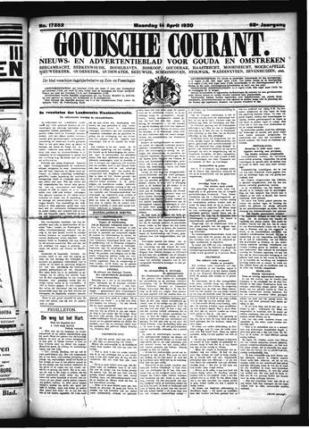 Goudsche Courant 1930-04-14