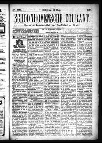 Schoonhovensche Courant 1912-05-11