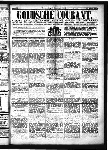 Goudsche Courant 1926-01-13