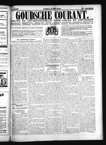Goudsche Courant 1933-05-12