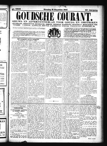 Goudsche Courant 1925-08-18