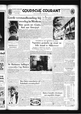 Goudsche Courant 1963-08-07