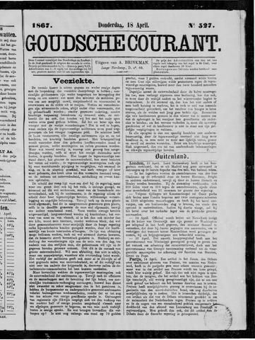 Goudsche Courant 1867-04-18
