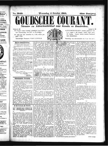 Goudsche Courant 1905-10-04