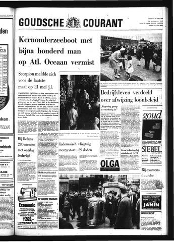 Goudsche Courant 1968-05-28