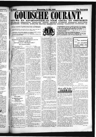 Goudsche Courant 1936-05-13