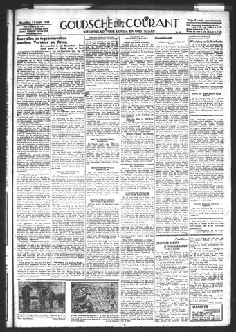 Goudsche Courant 1944-09-11