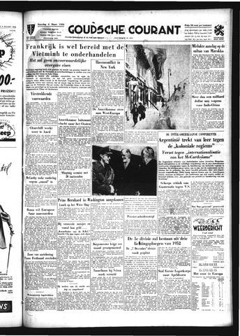 Goudsche Courant 1954-03-06