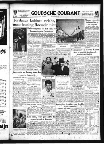 Goudsche Courant 1957-04-25