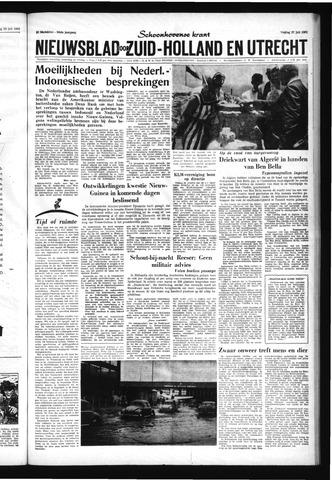 Schoonhovensche Courant 1962-07-27