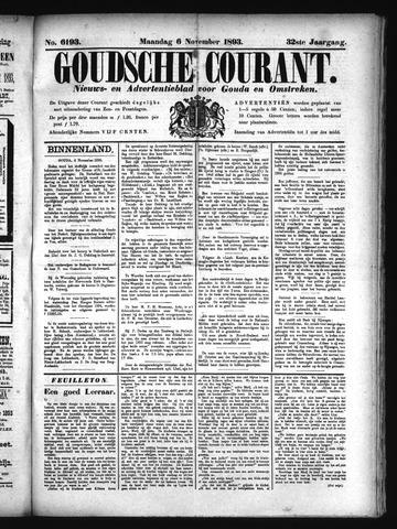 Goudsche Courant 1893-11-06