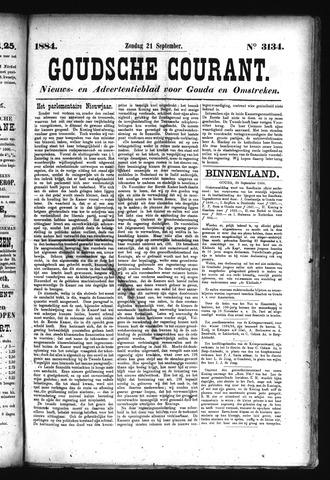 Goudsche Courant 1884-09-21