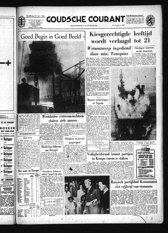 Goudsche Courant 1964-12-31