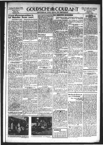 Goudsche Courant 1944-01-21