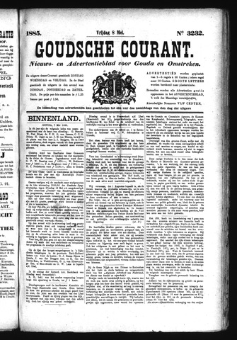 Goudsche Courant 1885-05-08
