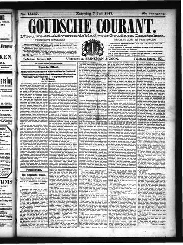 Goudsche Courant 1917-07-07