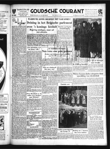 Goudsche Courant 1952-02-13