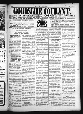 Goudsche Courant 1939-08-22