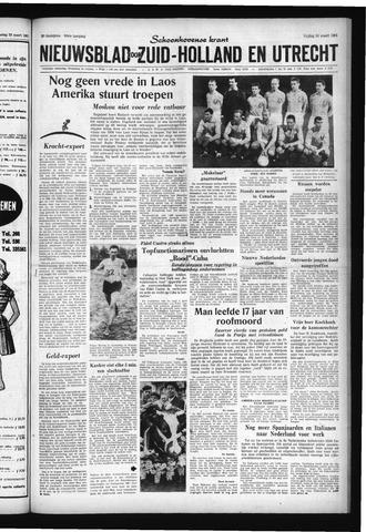Schoonhovensche Courant 1961-03-24