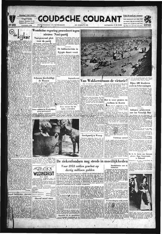 Goudsche Courant 1952-07-01
