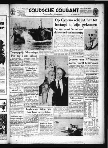 Goudsche Courant 1964-08-11