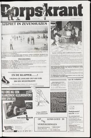 Dorpskrant 1987-01-14