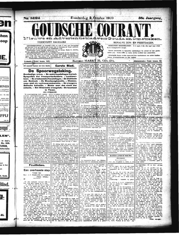 Goudsche Courant 1919-10-02