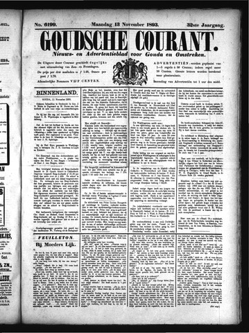 Goudsche Courant 1893-11-13