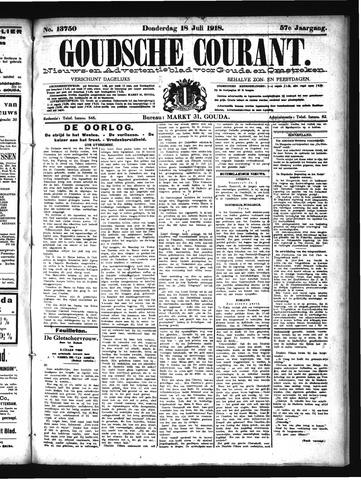 Goudsche Courant 1918-07-18