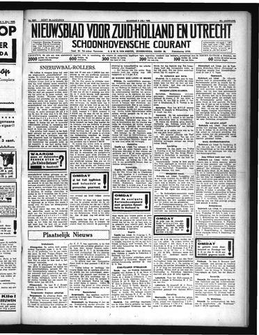 Schoonhovensche Courant 1935-07-08