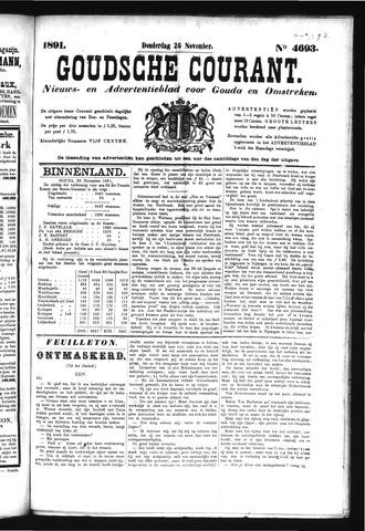 Goudsche Courant 1891-11-26