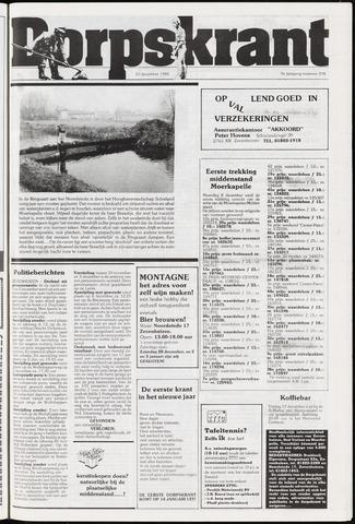 Dorpskrant 1986-12-10