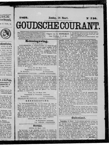 Goudsche Courant 1869-03-28