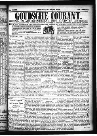 Goudsche Courant 1922-01-26