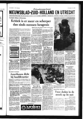 Schoonhovensche Courant 1970-05-06