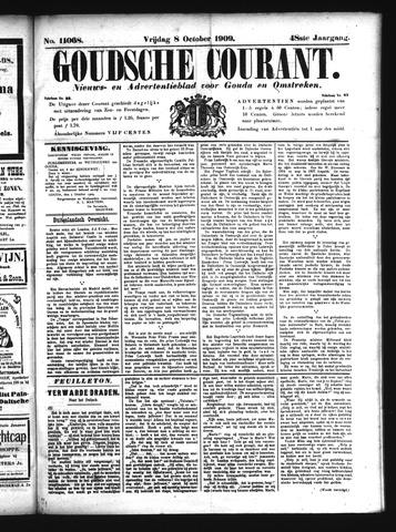 Goudsche Courant 1909-10-08