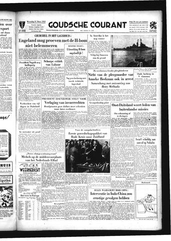 Goudsche Courant 1954-03-31